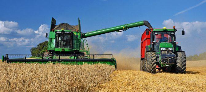 Endspurt für die Getreideernte im LK Harz
